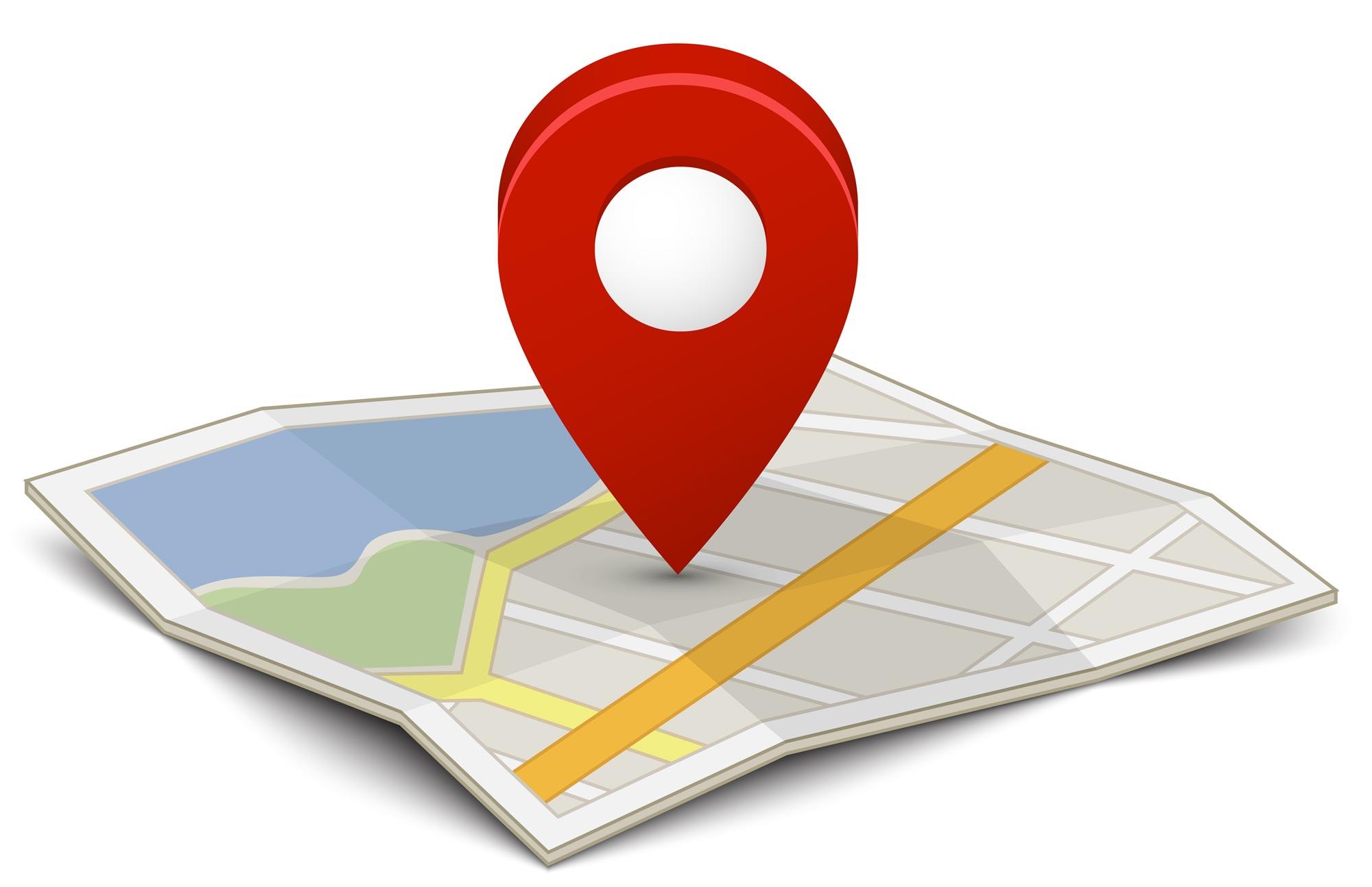 แผนที่และตำแหน่งโรงแรม